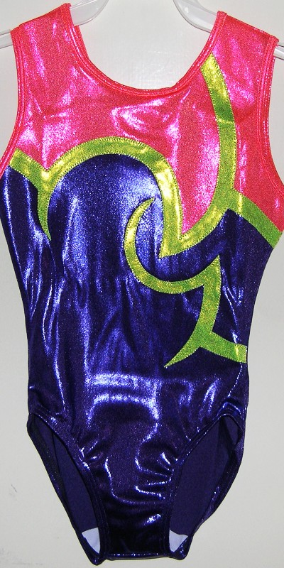 discount leotards presents Ace gymnastics leotard