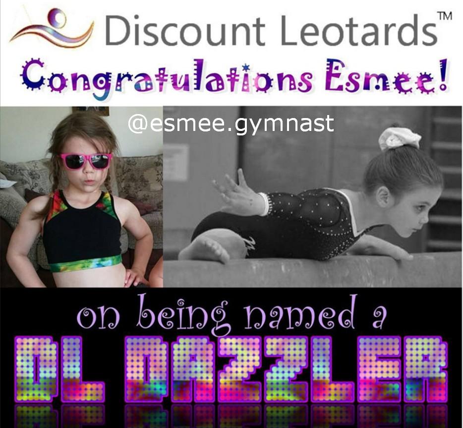 Discount Leotards DL Dazzler