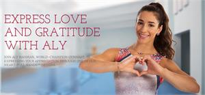 Aly Raisman Heart-Full Hands Jewelry