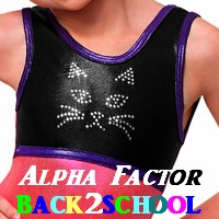 ALPHA FACTOR Back 2 School
