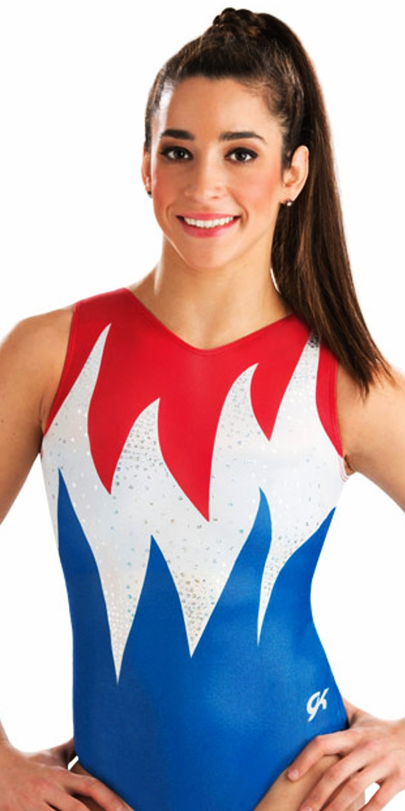 E3165 Iconic Blast From The Past Gymnastics leotard by GK ...