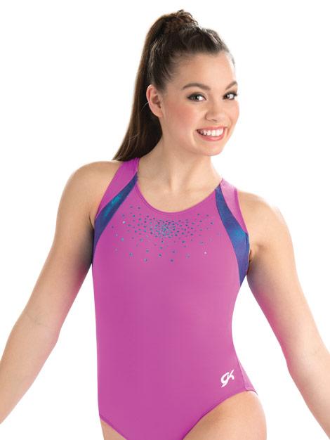 E3394 Gypsy Laser Cut GK Elite Sportswear Gymnastics ...