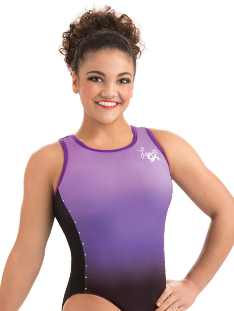 e3515 purple rockstar laurie hernandez gk elite sportswear gymnastics leotard discount leotards. Black Bedroom Furniture Sets. Home Design Ideas