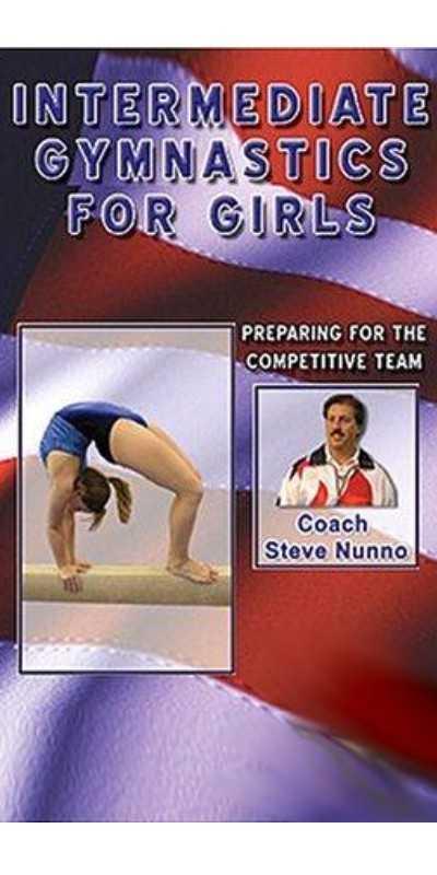 Steve Nunno Dvd Intermediate Gymnastics For Girls