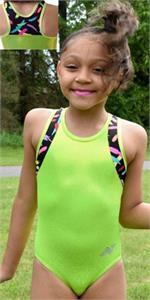Alpha Factor Aerials Gymnastics Leotard Leo From