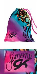 E3364 Simone Biles Grip Bag Gk Elite Sportswear Gymnastics
