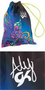 E3419 Color Me Confident Aly Alexandra Raisman Grip Bag Gk