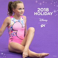 Disney gymnastics leotards for girls by GK sold by DiscountLeotards.com Discount Leotards