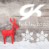 GK Elite Christmas Holiday 2020 Gymnastics Leotard and Apparel