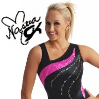 GK Elite Nastia Liukin Discount Leotards Gymnastics for girls