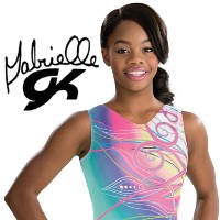 Gabrielle Gabby Douglas Collection GK Elite Sportswear Gymnastics Leotards & Clothing for girls
