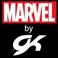 Official MARVEL gymnastics, cheer, girl/women and boy/men, by GK Elite