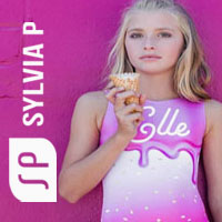 Sylvia P Gymnastics Leotards and Workout Activewear for Girls