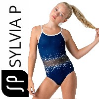 Sylvia P Gymnastics Dance  Leotards and Workout Activewear for Girls