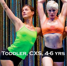 Toddler, CXS, 4-6 yrs