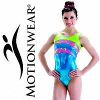 Motionwear Discount Gymnastics Leotards GK Alpha Factor