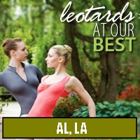Dance Leotards - AL, LA