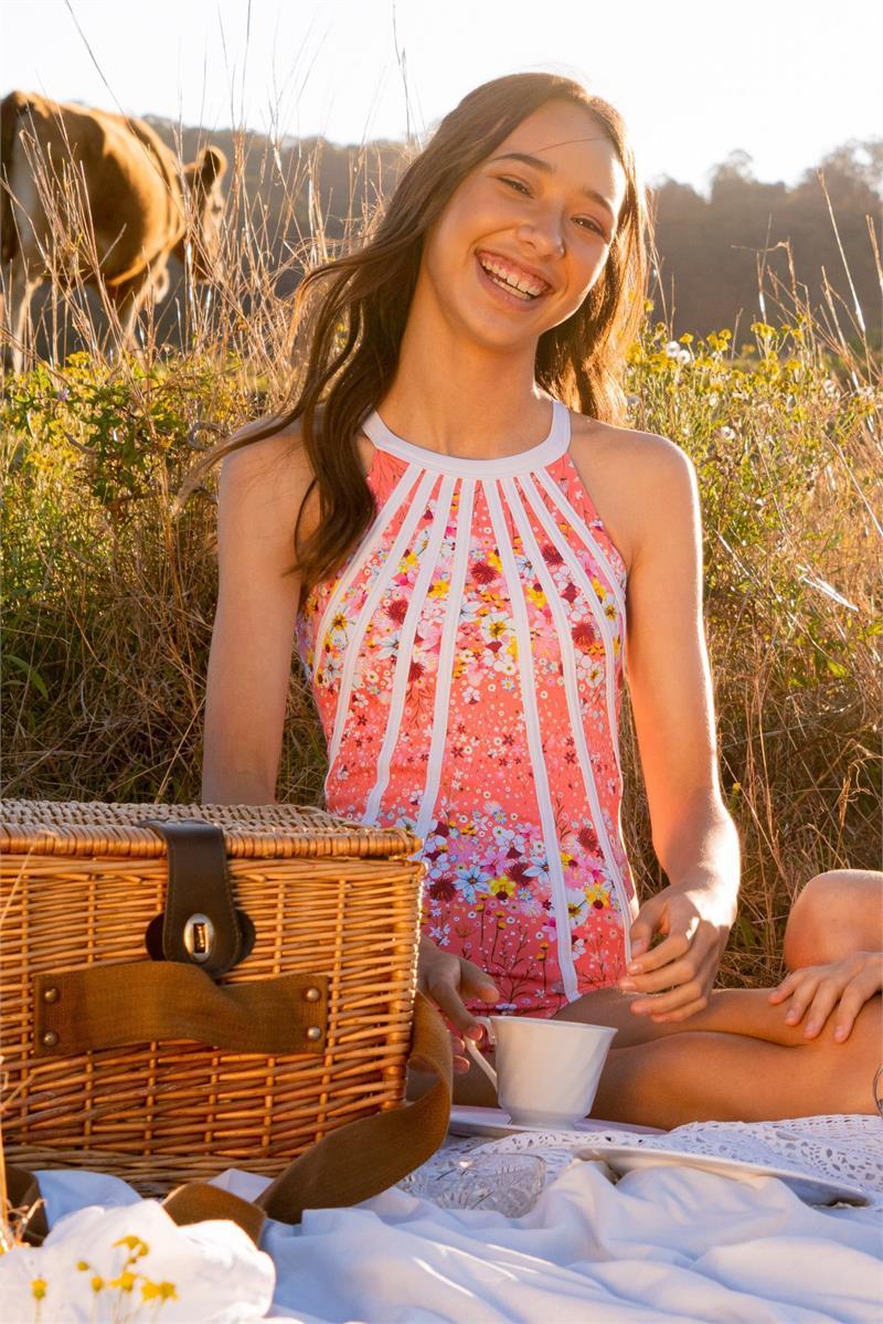 Desert Flower Short - SylviaP Sportswear LLC
