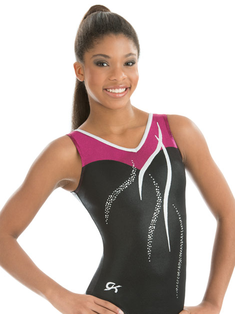 3694 sweetheart ribbon gk elite sportswear gymnastics leotard discount leotards. Black Bedroom Furniture Sets. Home Design Ideas