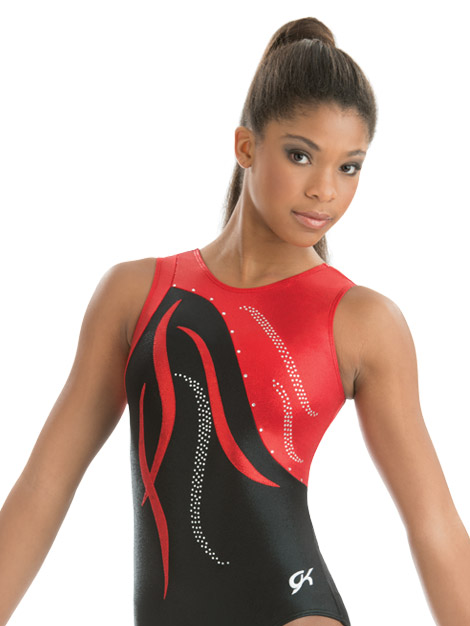 DSY155 Girl Power Disney GK Elite Sportswear gymnastics