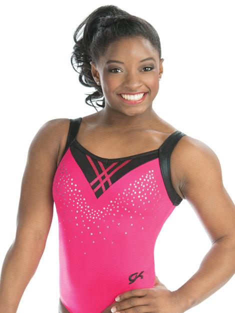 3762 Cherry Lipstick GK Elite Sportswear Gymnastics ...