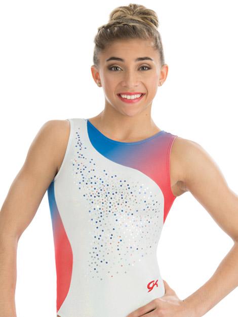 3763 Enduring Freedom GK Elite Sportswear Gymnastics ...
