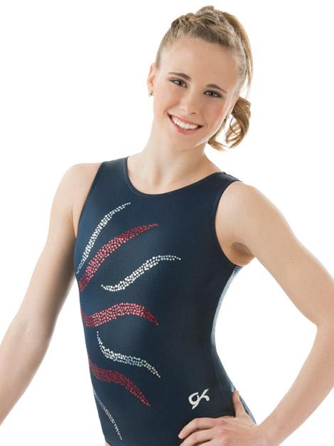 3765 Radiant Spirit GK Elite Sportswear Gymnastics Leotard ...