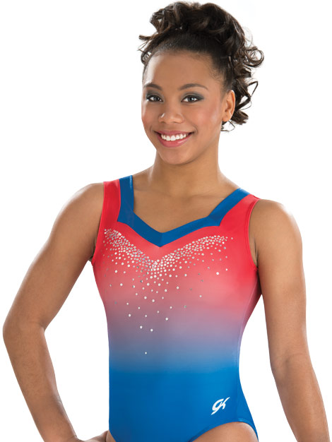 3786 lady liberty gk elite sportswear gymnastics leotard discount leotards. Black Bedroom Furniture Sets. Home Design Ideas