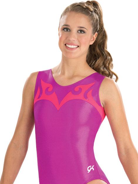 3788 Regal Wonder GK Elite Sportswear Gymnastics Leotard ...