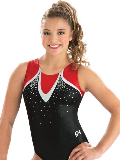 3792 Pinnacle Poise GK Elite Sportswear Gymnastics Leotard ...