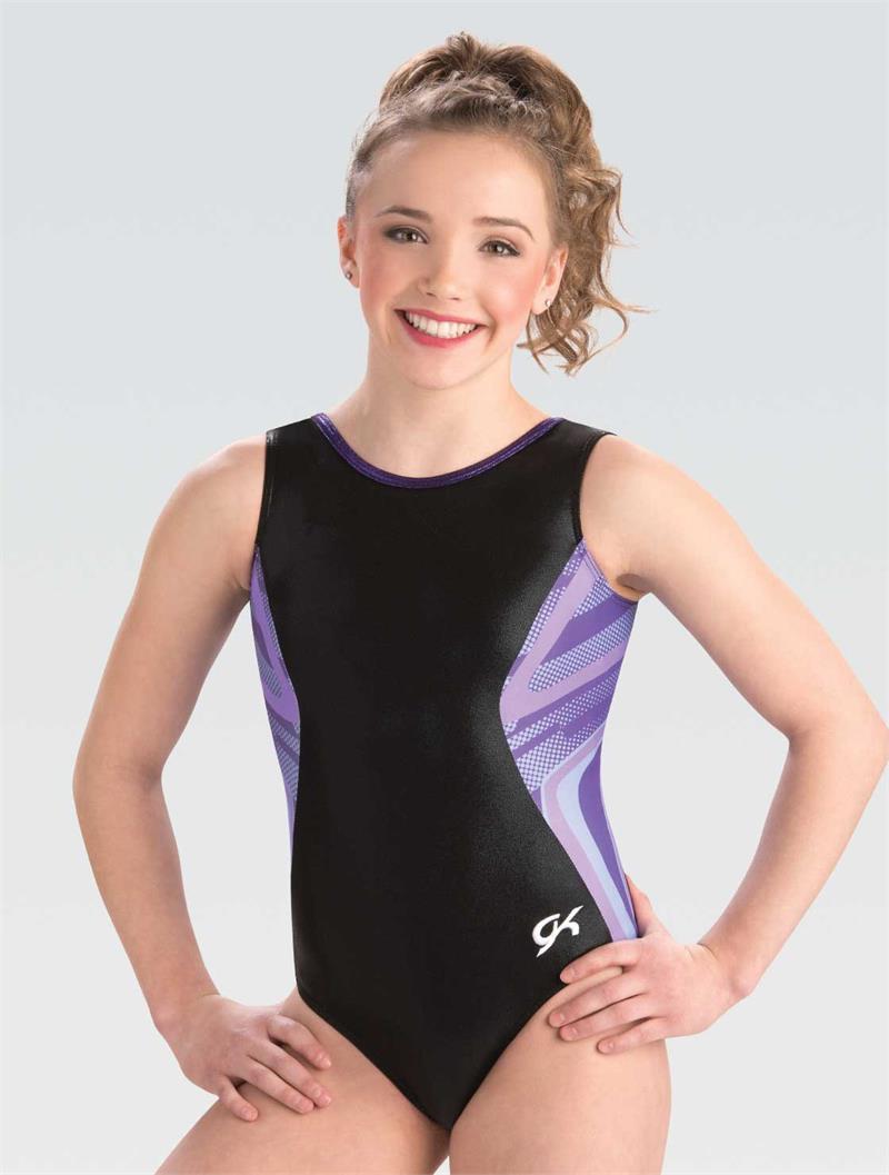 abf813ba9753 3834 Imperial Black GK Elite Sportswear Gymnastics Leotard Discount ...
