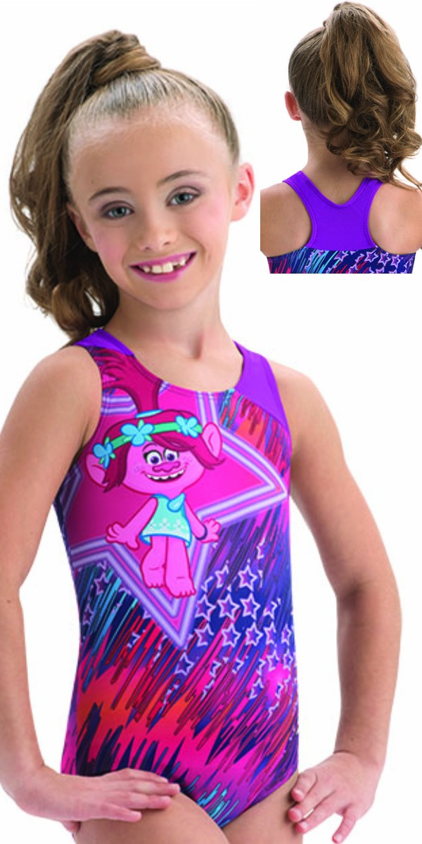 b2256d45d8b9 E3769 Perfect Poppy from Trolls by GKids GK Elite Sportswear ...