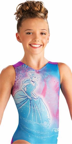 e842b19548e7 Disney DSYxxx Cinderella GK Elite Sportswear gymnastics leotard leo ...
