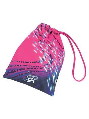 E3612 Pink Whirl Wind Simone Biles Grip Bag By Gk