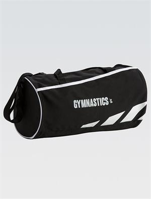L1151 Black Gymnastics Duffle Bag