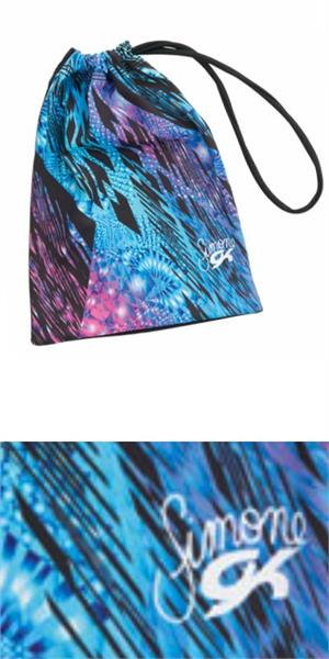 E3501 Star Gaze Simone Biles By Gk Sublimated Subfuse Gymnastics Grip Bag Retired Style Last Ones