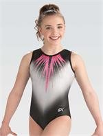 10508 Strike a Pose Dreamlight by GK gymnastics leotard with free hair  scrunchie. ed596f36e05
