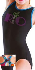 Motionwear gymnastics leotard from Discount Leotards