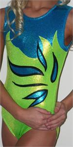ACE gymnastics leotard from DiscountLeotards.com, your best source for discount leos