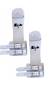 5e1e1d696b2c Bailie double buckle regular width ladies uneven bar grips (1 pair).