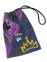 c5a19c2100be DSY055 Daring Fairest Descendants - Disney © Mal Evie sublimated subfuse gymnastics  grip bag.